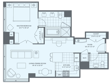 floor plans luxury condo listings downtown philadelphia - Luxury Penthouse Floor Plans