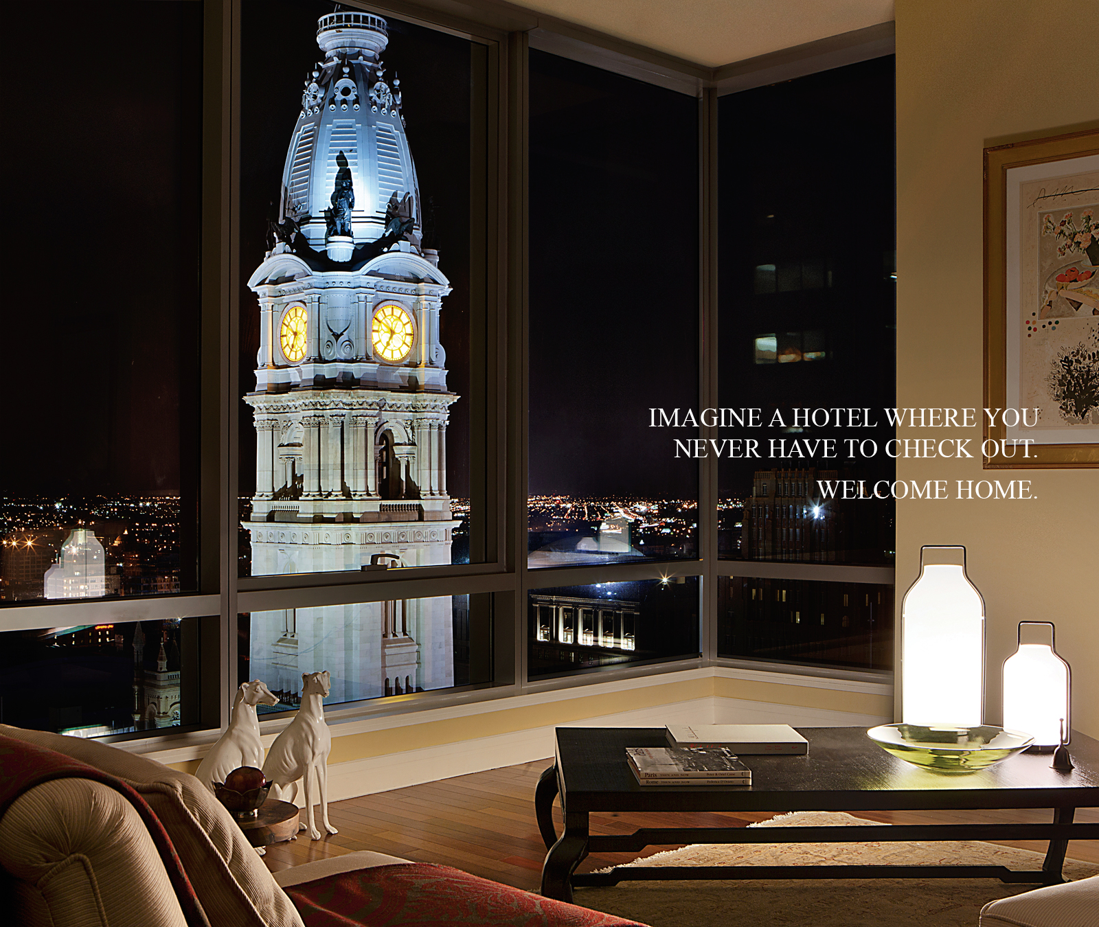 The Residences At The Ritz Carlton, Philadelphia | Luxury Condominiums